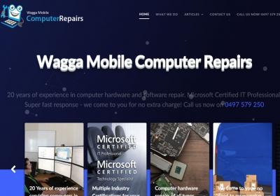 Wagga Mobile Computer Repairs