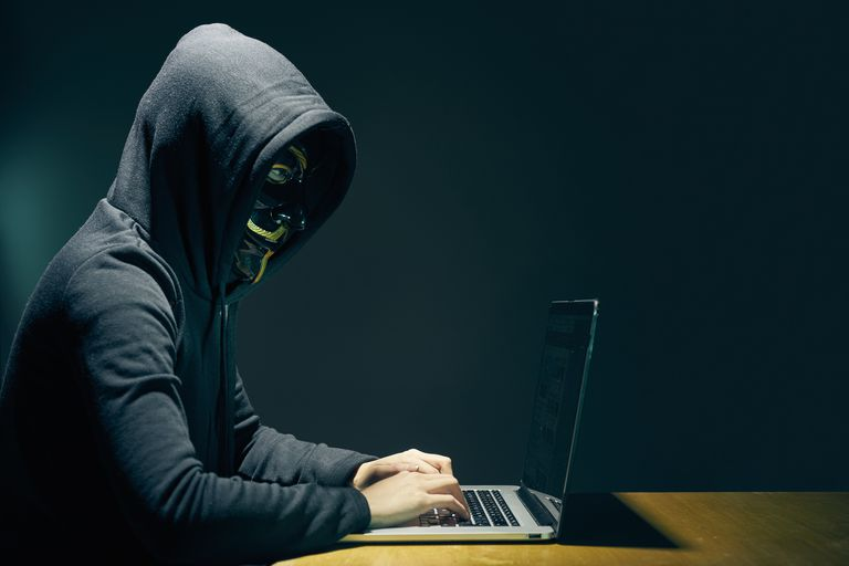 Business Computer Security Hacker